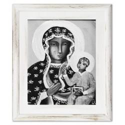 Marylin Monroe - Reproduktionen auf Leinwand - 40x50 cm