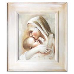Marylin Monroe - Reproduktionen auf Leinwand 40x50 cm