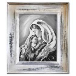 Marilyn Monroe-Reproduktionen auf Leinwand - 40x50 cm