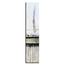 """Claude Monet """"Garten in Giverny"""" -Ölgemälde handgemalt Signiert Leinwand-Rahmen 80x110cm"""