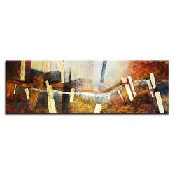 """Vincent van Gogh """"Vase Iris"""" -Ölgemälde handgemalt Signiert Leinwand-Rahmen 90x120cm"""