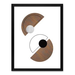 Sport - Reproduktionen - Leinwand - 60x60 cm