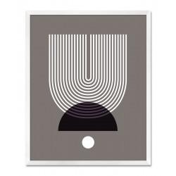 Sonnen Thema - Reproduktion-auf-Leinwand-60x90 cm