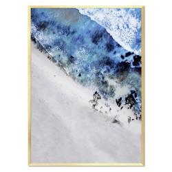 Wild Nature-Reproduktion-auf-Leinwand 50x70 cm