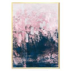Wild Nature-Reproduktion-auf-Leinwand 60x90 cm