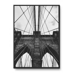 Eules Leinwand + Rahmen Kunstdruck 27x32cm