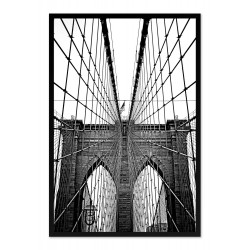 Eules Leinwand + Rahmen Kunstdruck 24x30cm