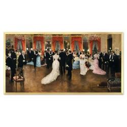 "Claude Monet ""Japoński mostek II"" 60x90cm"