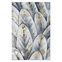 "Jack Vettriano ""Words Of Wisdom""-Ölgemälde handgemalt Signiert Leinwand-Rahmen 75x105cm"