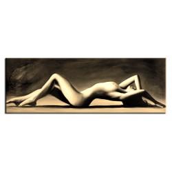 """Salvador Dali """"Schwäne spiegeln Elefanten""""-Ölgemälde handgemalt Signiert 50x70cm"""