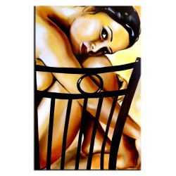 Bilder für die Küche-Holz 22x22cm