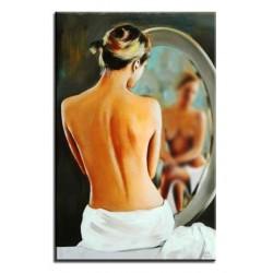 Bilder für die Küche - Ölgemälde auf Leinwand 30x30cm