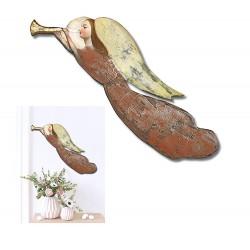 Gemischte Bouquets - Ölgemälde handgemalt Signiert Leinwand+Rahmen 27x32cm