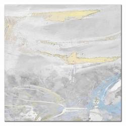 Engel -Ölgemälde handgemalt Signiert Leinwand+Rahmen 27x32cm