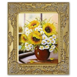 Bilder auf der Platte  Bild auf einem Echt Holz Brett 20x25cm