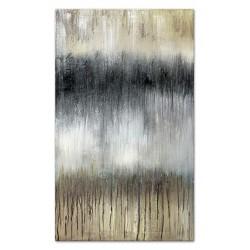 Holz Herzen - handgefertigt - Dekoration 18x18 cm