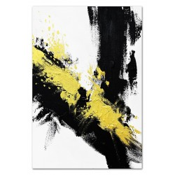 "Gustav Klimt ""Kuss""- Ölgemälde handgemalt Signiert Leinwand-Rahmen 30x35cm"