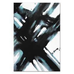"""Gustav Klimt- """"Adele Bloch-Bauer I"""" Holz 45x75cm"""