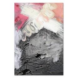 """Gustav Klimt-""""Baum des Lebens"""" Ölgemälde handgemalt Signiert Leinwand-Rahmen 37x47cm"""