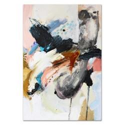 Gustav Klimt-Adele Bloch Bauer-Ölgemälde handgemalt Signiert Leinwand-Rahmen 47x37cm
