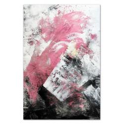 """Gustav Klimt """"Medizin (Hygieia)""""- Ölgemälde handgemalt Signiert Leinwand-Rahmen 37x47cm"""