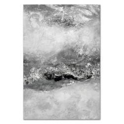 """Gustav Klimt """"Kuss""""- Holz mit Rahmen 75x100cm"""
