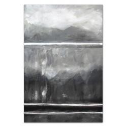 """Gustav Klimt """"Mutter und Kind""""-Holz mit Rahmen 75x100cm"""
