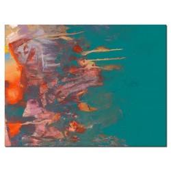 "Gustav Klimt ""Judith I""- Ölgemälde handgemalt Signiert Leinwand-Rahmen 54x64cm"
