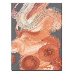"Gustav Klimt ""Judith II (Salome)""- Ölgemälde handgemalt Signiert 60x90cm"