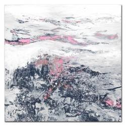 """Gustav Klimt """"Mutter und Kind""""- Ölgemälde handgemalt Signiert Leinwand-Rahmen 72x92cm"""