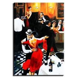 Alfons Mucha-reprodukcja płótno 40x40 cm