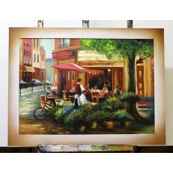 Für Cafes - Reproduktionen - 50x70 cm