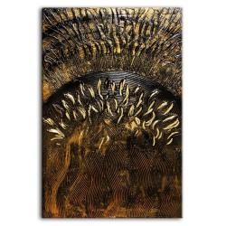 """Claude Monet """"Japanische Brücke""""-Ölgemälde handgemalt Signiert 50x70cm"""