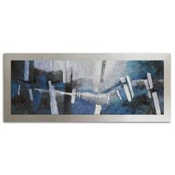 """Vincent van Gogh """"Iris""""-Ölgemälde handgemalt Signiert Leinwand-Rahmen 75x105cm"""